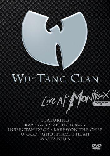 Wu-Tang Clan - Live At Montreux 2007 - Zortam Music