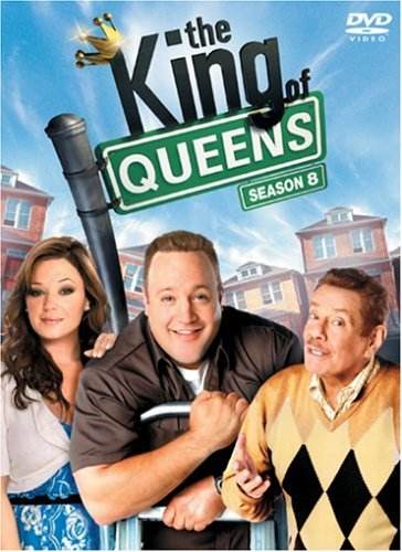 King of Queens - Season 8 [4 DVDs]