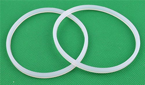4x Replacement Rubber Seal Ring Nutri Bullet Gaskets Extractor Milling Pro 600W (Osterizer Seal Ring compare prices)