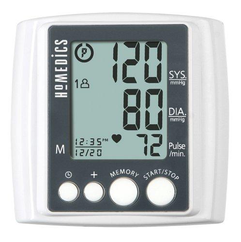 Homedics BPW-040 Automatic Wrist Blood Pressure Monitor (Homedic Blood Pressure Cuff compare prices)