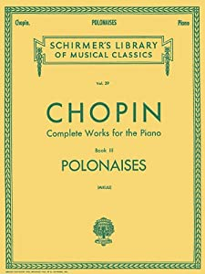Polonaises from G Schirmer Inc