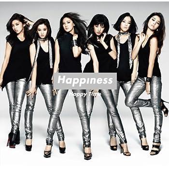 Happy Time(初回限定盤)(DVD付)をAmazonでゲット★