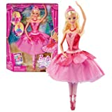 "Mattel Year 2012 Barbie ""The Pink Shoes"" DVD Series 12 Inch Doll - Barbie As Kristyn Farraday With """