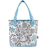 Simba Color Me Mine Sequin Tote Bag - Frozen, Blue