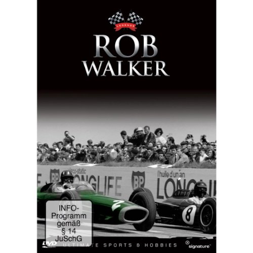 Rob Walker - Motor Racing Legends [DVD]