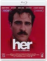 Her [Blu-ray] (Oscar® 2014 du meilleur scenario original)