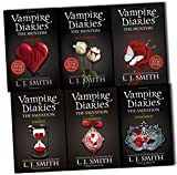 Vampire Diaries Book 8 to 13 Hunter & Salvation 6 Books Collection Pack Set by L J Smith (The Hunters:Phantom-8, Moonsong-9, Destiny Rising-10 & The Salvation: Unseen-11, Unmasked-12, Unspoken-13) L J Smith