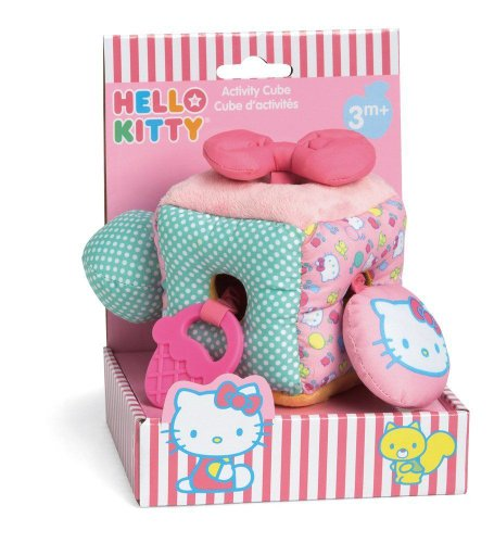 Hello Kitty Baby  Activity Cube (Discontinued by Manufacturer)