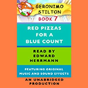 Geronimo Stilton Book 7: Red Pizzas for a Blue Count | [Geronimo Stilton]