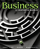 Business: A Changing World with Connect Access Card, Fourth Canadian Edition (007109136X) by O. C. Ferrell