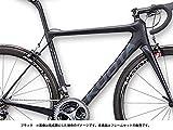 クォータ(KUOTA) 16'KHAN(カーン) ロードフレームセット ブラック S(468.7) 6S80306143978