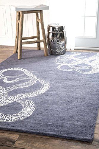 51ZrealF1oL 20 Of Our Favorite Octopus Area Rugs