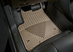 Amazon.com: 2014 Toyota Corolla Tan All-Weather Floor Mat - Front and