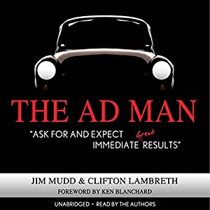 The Ad Man Audiobook