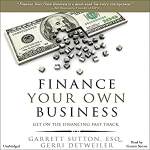 Finance Your Own Business Audiobook