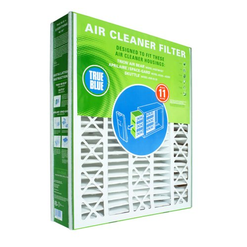 True Blue T102.1 Replacement Air Filter for Trion Air Bear Air Cleaner Housings, 20-Inch by 25-Inch by 5-Inch (2200 Air Cleaner compare prices)