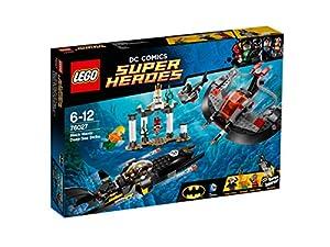 LEGO Superheroes 76027: Black Manta Deep Sea Strike