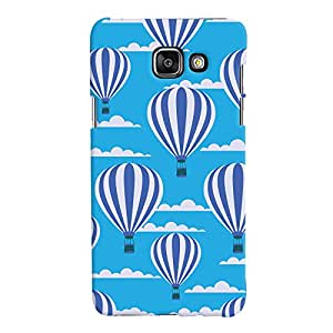 ColourCrust Samsung Galaxy A5 A510 (2016 Edition) Mobile Phone Back Cover With Hot Air Balloon Pattern Style - Durable Matte Finish Hard Plastic Slim Case