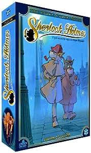 Sherlock Holmes - Intégrale - Edition Collector (6 DVD + Livret)
