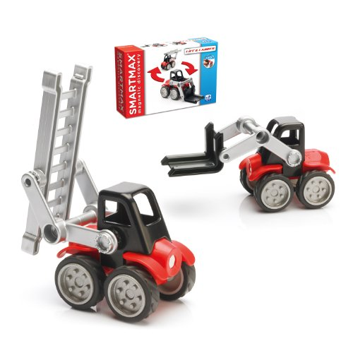 SmartMax Power Vehicles - Lift & Ladder