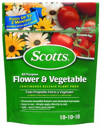Scotts 1009001 All Purpose Flower and Vegetable