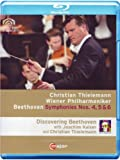 Beethoven: Symphonies Nos. 4 & 5 & 6 [Blu-ray]