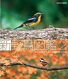 新 野鳥図鑑 第2集 美しくさえずる鳥/草原や里山の鳥 [Blu-ray]