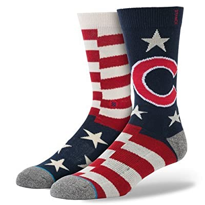 Stance Mlb Brigade Chicago Cubs Socks
