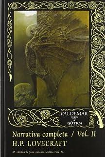 Narrativa Completa Tomo 01 (No Valdemar)