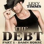The Debt, Part 1: Damn Horse: Cowboy, Soldier Military Romance | Lexy Timms