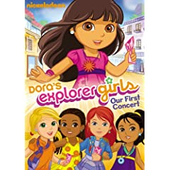 Nickelodeon announces Three New DVD titles for Team Umizoomi and Dora the Explorer