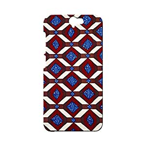 BLUEDIO Designer Printed Back case cover for HTC One A9 - G6553