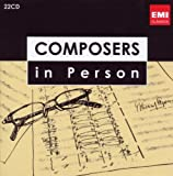 Composers in Person Box Set  (22 CDs)