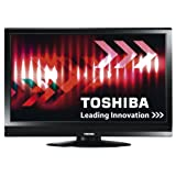 Toshiba Regza 32AV615DB 32-inch Widescreen HD Ready LCD TV with Freeviewby Toshiba