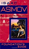 Foundation's Edge (0553293389) by Asimov, Isaac
