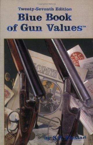 Blue Book Of Gun Values, 27Th Edition