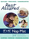 Nap Mat by Marlo Plastics, 19 x 45 in…