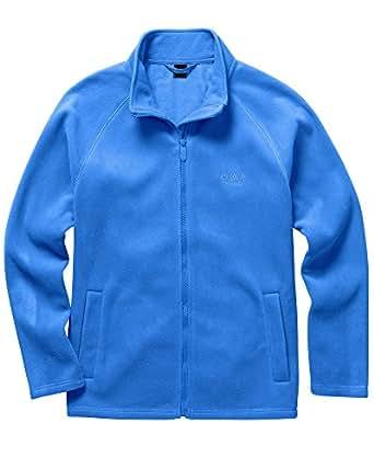 Cotton Traders Fleece Jacket Unisex Ladies Womens Mens Hip