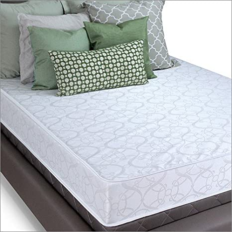 Eclipse Victoria 8 Inch Natural Latex Foam Mattress KING