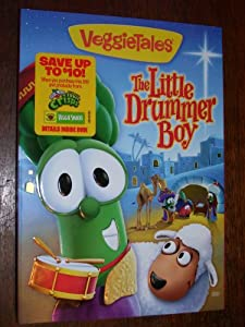 The Little Drummer Boy (VeggieTales) - DVD