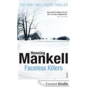 Faceless Killers: Kurt Wallander