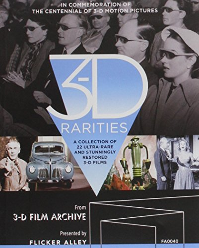 3-D Rarities [Reino Unido] [Blu-ray]