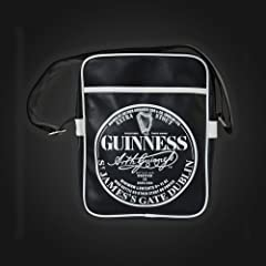Guinness Black Extra Stout Messenger Bag