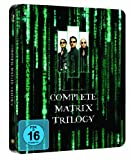 Image de The Matrix trilogy Bluray Steelbook [German Import]