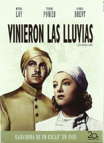 The Rains Came (Region 2) Myrna Loy, Tyrone Power by Tyrone Power