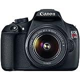 Canon EOS Rebel T5 EF-S 18-55mm IS II Digital SLR Kit (Certified Refurbished)