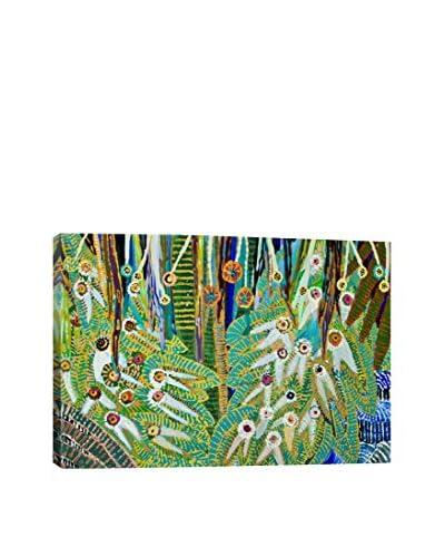 Lia Porto Gallery Twenty Eyes Alta Canvas Print