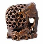 Hand Carved Indian Royal Antic Jali E...
