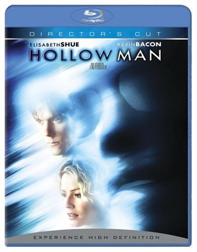 Cover art for  Hollow Man: Director's Cut [Blu-ray]