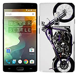 WOW Printed Designer Mobile Case Back Cover For OnePlus Two 1+2 One Plus 2